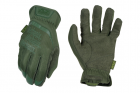 Gants FastFit Olive Drab Mechanix idéals pour l'airsoft et les activités outdoor