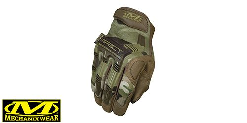 Gants The M-Pact Multicam Mechanix