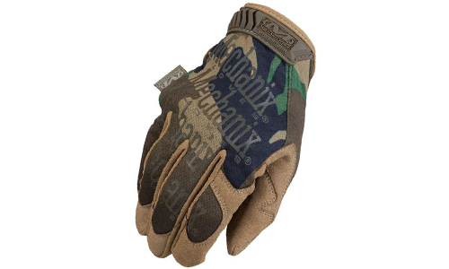 Gants airsoft The Original Camo Mechanix