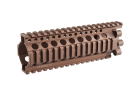 "Garde main Lite 7"" Daniel Defense Dark Brown Madbull"