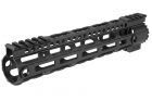 Garde main M-LOK free floating 10,5\' noir