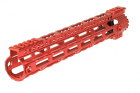 Garde main M-LOK free floating 12,5\' Rouge Lancer Tactical