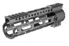 "Garde main M-LOK free floating 7"" Gris Lancer Tactical"