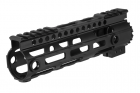Garde main M-LOK free floating 7\' noir