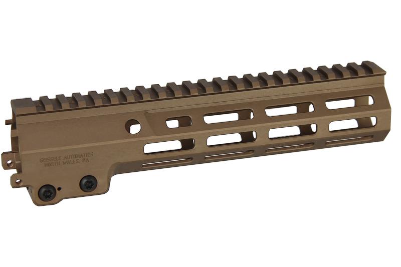 "Garde main MK16 M-LOK 9.3\"" Aluminium Desert Angry Gun"