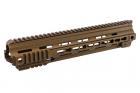 """Garde main type 416 13"""" Keymod Tan VFC pour M4 AEG ou GBBR"""