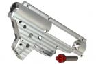 Gearbox SR25 CNC 8mm QSC Silver Retro Arms