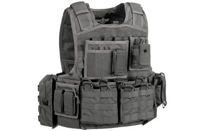 Gilet Mod Carrier Combo Wolf Grey Invader Gear