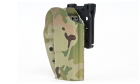 GK Tactical 0305 Kydex Holster for Model 17 / 18C / 19 - Multicam