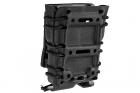 GK Tactical 0305 Kydex Single Stack 556 Magazine Carrier - Black