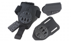 GK Tactical 1911 Kydex Holster Set - Black