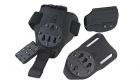 GK Tactical 226 Kydex Holster Set - Black