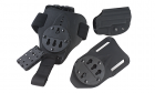 GK Tactical 226 Kydex Holster Set - Black