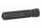 GK Tactical KAC QDC Suppressor (14mm CCW) - Black