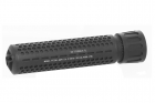 GK Tactical KAC QDC Suppressor (14mm CCW) - Black