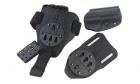 GK Tactical M92 Kydex Holster Set - Black