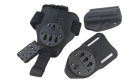 GK Tactical M92 Kydex Holster Set - Black