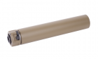 GK Tactical SOCOM762 - RC Suppressor (14mm CCW) - tan