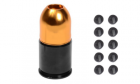 Grenade 40mm Short 65 billes gaz ASG