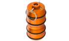 Grenade airsoft Impact Orange GZ Z-PARTS
