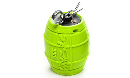 Grenade Impact Storm 360 Lime Green ASG
