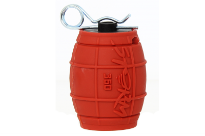 Grenade Impact Storm 360 Rouge ASG