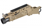 Grenade Launcher MK16 MOD 0 Tan SCAR l / H VFC
