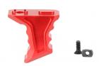 Grip Handstop hybrid CNC M-LOK rouge