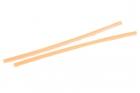 Guns Modify 1.0mm Fiber Optic for Gun Sight (Orange) - 50mm*2