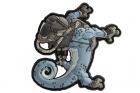 Halo Chameleon Patch - Blue / Black A Helikon