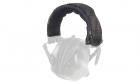 Headset Cover Multicam Black Earmor
