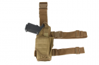 Holster Cuisse Tan S&T