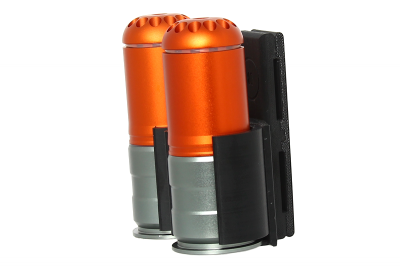 Holster double grenades 40mm Elements