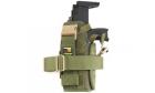Holster airsoft pour MP7 GBBR Cordura OD PANTAC