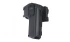 Holster Rigide Molle Glock 17 / 18 Tokyo Marui Blackcat