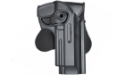 Holster rigide rotatif pour réplique de poing airsoft BERETTA 92 / 92FS CYTAC