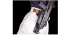 Holster rigide Hephaestus pour réplique airsoft MP7 UMAREX VFC