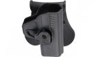 Holster rigide rotatif pour réplique de poing airsoft S&W M&P 9mm CYTAC