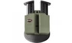 Holster rigide rotatif de ceinture double chargeur OD pour réplique de poing 9mm P226 / M9 FOBUS