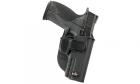 Holster avec rétention Fobus pour Smith & Wesson MP9