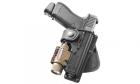 Holster Fobus pour réplique airsoft Glock 17 22