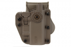 Holster rigide universel ADAPT-X Coyote Swiss Arms