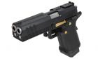 HX2102 Double Barrel Full Black ARMORER WORKS Gaz