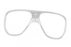 Insert optique pour le masque tactical X800 (prescription)