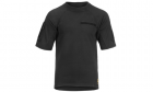 T-shirt de combat Instructor Shirt Mk.II Noir Claw Gear pour l'airsoft et les militaires