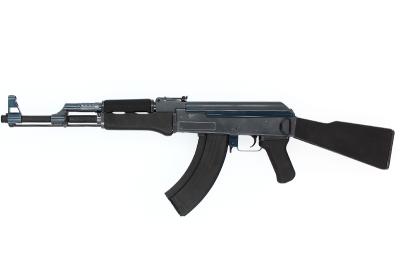 J.G. WORKS ELECTRIC RIFLE MOD. AK47 BLACK (0506B)