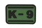 K-9 Rubber Patch Forest JTG