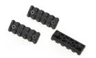 Kit 3 rails Keymods (5 slots) Noir VFC