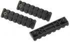Kit 3 rails Keymods (7 slots) Noir VFC