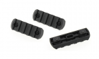 Kit 3 rails M-Lock (5 slots) Noir VFC